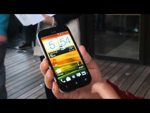 HTC ONE SV 動手玩(國語)
