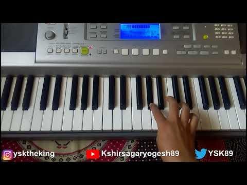 Nayak Nahi Khalnayak- Khalnayak  Piano Cover