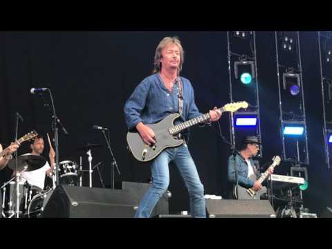 Chris norman I meet you at midnight retropop emmen 10-6-2017