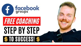 LIVE COACHING - Helping Marcos Azaro Setup, Grow, & Monetize His FB Group! Facebook Group Marketing!