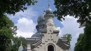 Cerkiew prawosławna św. Mikołaja w Dratowie 22.05.2016 r.