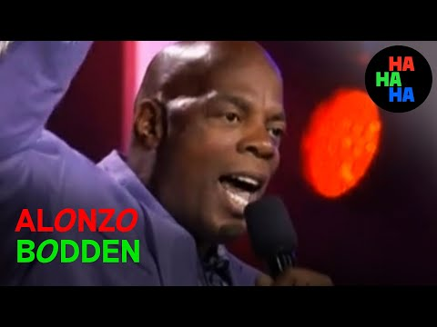 Alonzo Bodden - Donating a Kidney as a Business Transaction