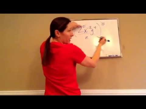 Saxon Math Algebra 1 - Lesson 53 - Power Rule for Exponents + Conversions of Volume