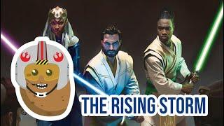 The Rising Storm - recenzja książki (wersja bez i ze spoilerami)