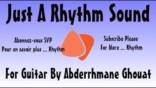 Rhythm 3 , ( Pharaon ) Capo 2 Guitar Classic Backing Track ( DGA )