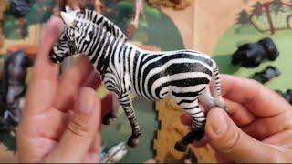 WILD ANIMALS | INTERESTING FACTS AND FUN | TIGER ELEPHANT LION PANDA GIRAFFE & MORE