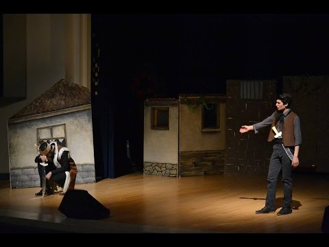 A Night in Elsinore A Parody of Hamlet