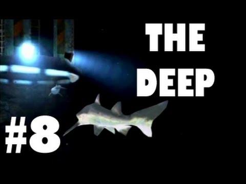 TERROR IN THE TUNNELS! - Adiraiju Plays Jaws Unleashed: Part 8