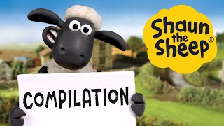 Shaun the Sheep - Season 2 - Episodes 11 - 20 [1HOUR]