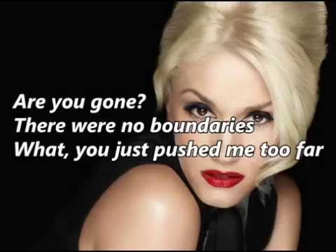Gwen Stefani - Used To Love You (with Lyrics)
