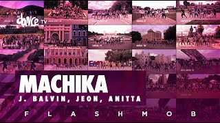 Machika Flashmob J. Balvin, Jeon, Anitta FitDance TV Coreografia Dance.mp3