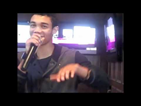 ROSHON FEGAN's (Shake it Up) LIVE Performance at his Video Release Party!