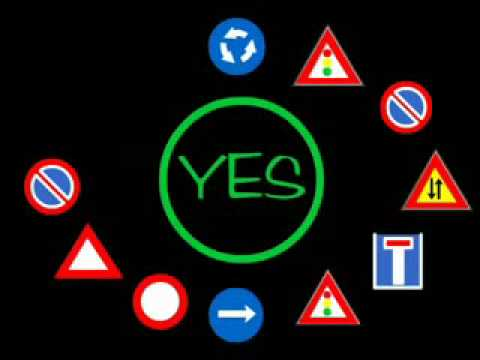 Bruno Bozzetto - How to Drive Yes and No