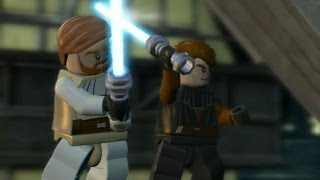 LEGO Star Wars III: The Clone Wars - 100% Guide #14 - The Hidden Enemy (All Minikits)