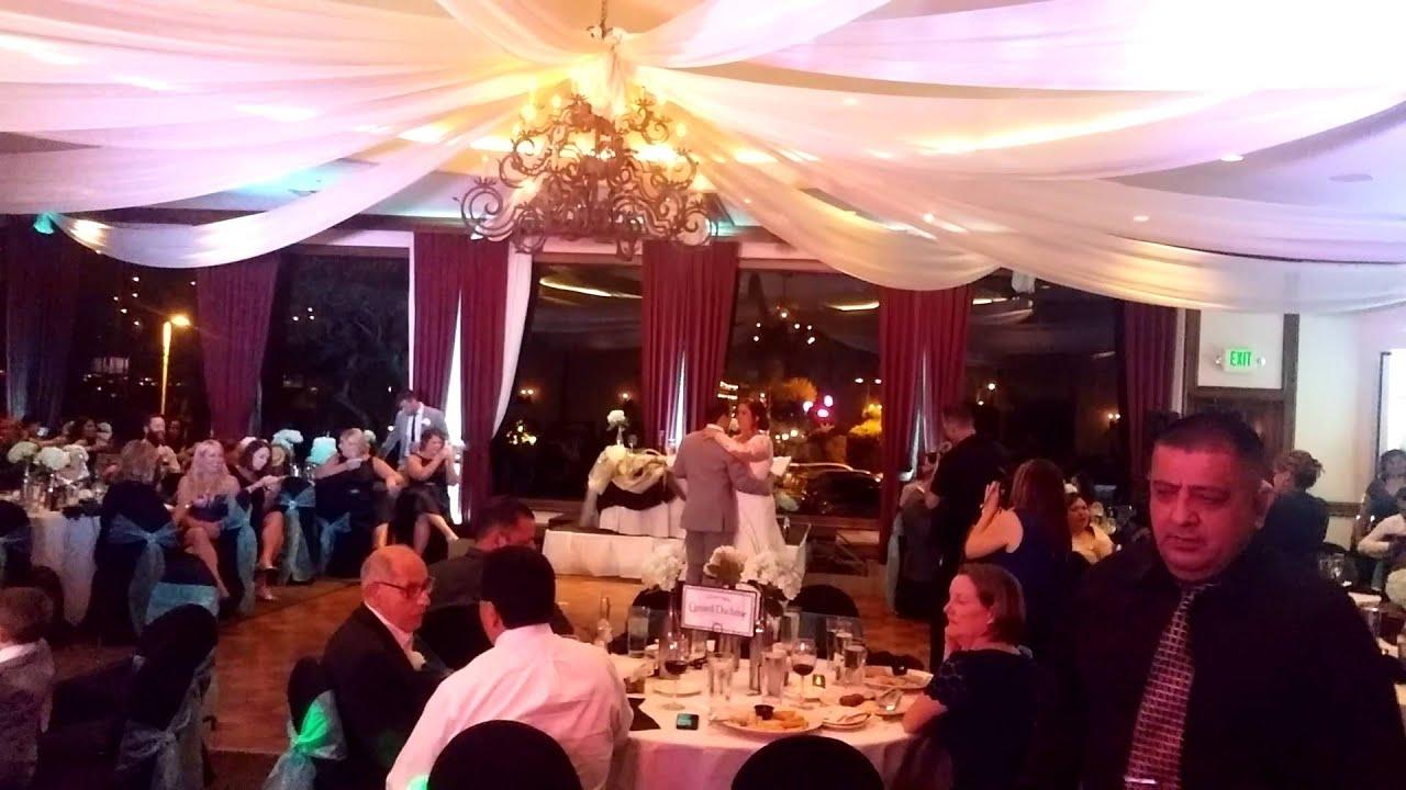 Wedding The Reef Restaurant Long Beach Ca