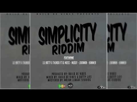Lil Natty & Thunda Ft Dj Moss - Big People Thing [Simplicity Riddim] (2018 Soca)