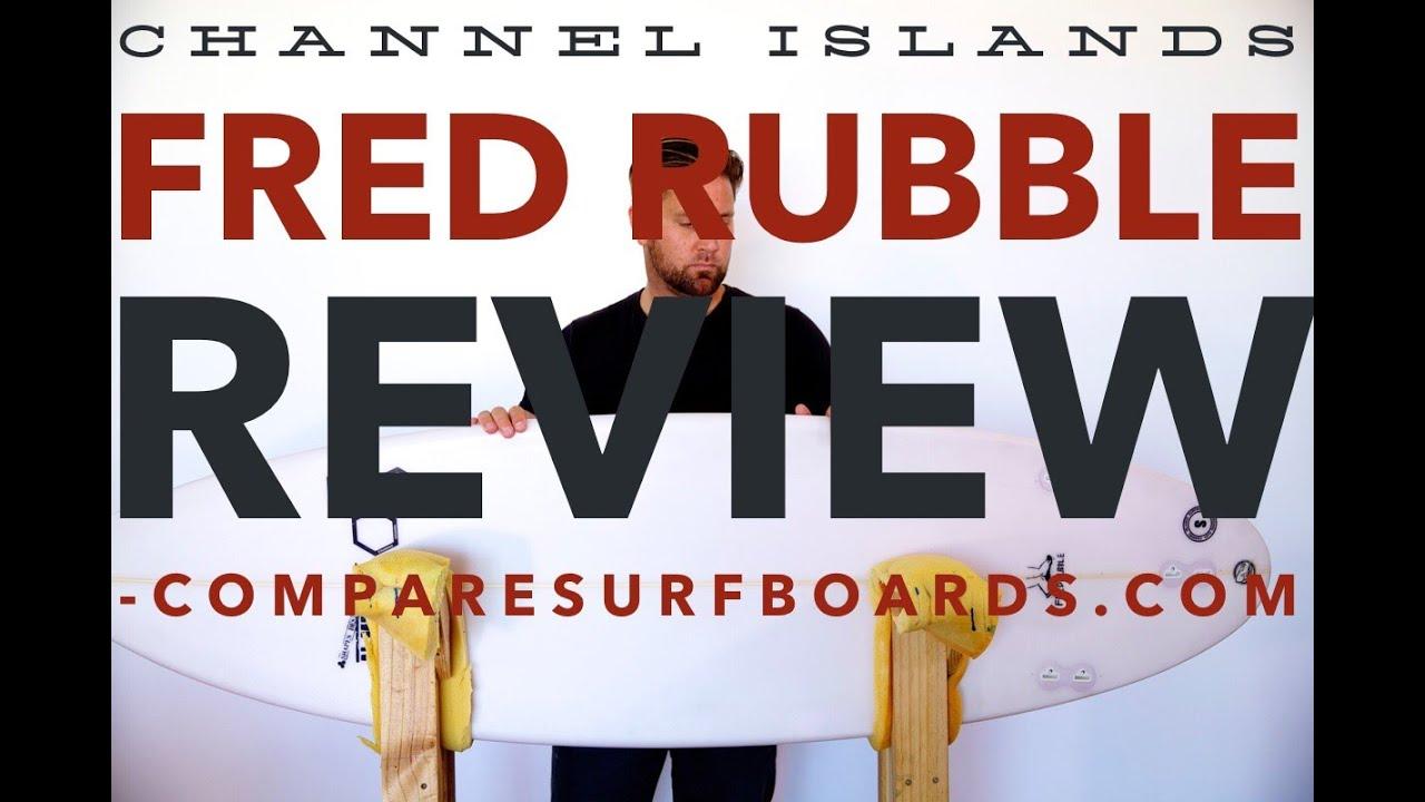 Channel Islands Fred Rubble