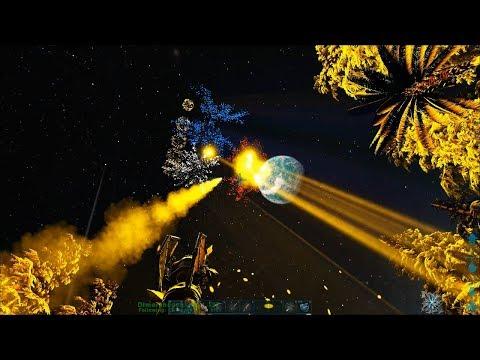 Ark: Coop Survival Anzah tập 6 - Pháo hoa chúc mừng năm mới ark và mọi người