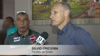 Técnicos de Goiás e Vila Nova projetam clássico goiano na Série B