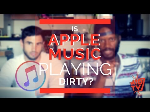 Is Apple Music Playing Dirty? | MUSIK !D TV EP #03