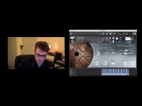 Zen Drum by Fracture Sounds: Walkthrough