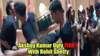 BREAKING NEWS Akshay Kumar & Rohit Shetty's HUGE FIGHT On The Sets Of Sooryavanshi
