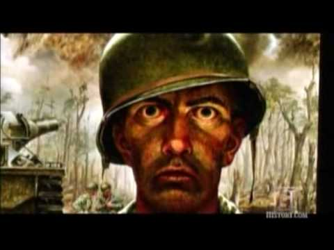 (4/5) Pacific Lost Evidence Peleliu Episode 5 World War II