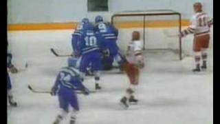 [Olympics 88] Ice-Hockey: Finland-USSR