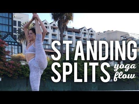 Standing Splits Vinyasa Flow
