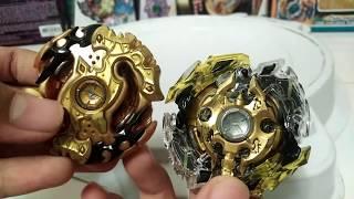Golden Battle💥Legend spriggan vs spriggan requiem