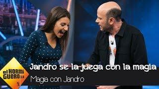 Jandro se la juega con Ana Guerra en 'El Hormiguero 3.0' - El Hormiguero 3.0