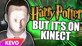 Harry Potter but it's on Kinect #2