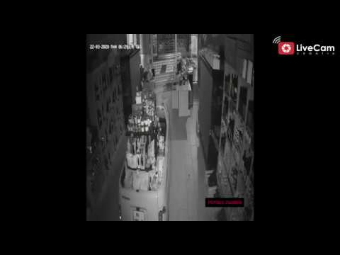 Zagreb potres razne snimke 22.03.2020