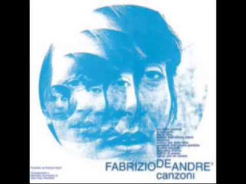 Fabrizio De André - Delitto di Paese (L'Assassinat)
