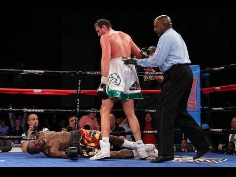 Tyson Fury vs Steve Cunningham  KO  20.04.2013