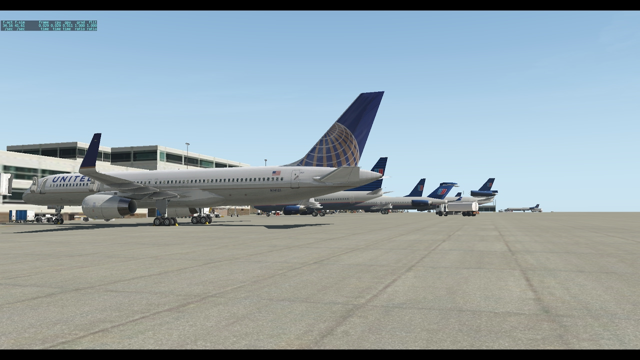 X-Plane 11 | VATSIM Group Flight! | FlightFactor 757 | United Airlines |  Ft  KSEA Flyer 737 | VATSIM