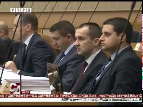 Narodna skupština Republike Srpske usvojila set nacrta zakona