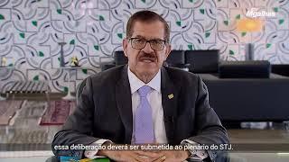 Ministro Humberto Martins - Sessões telepresenciais