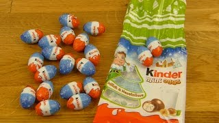 Ferrero Kinder Mini Eggs