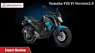 yamaha fzs fi version2 0   expert review   bikedekho com