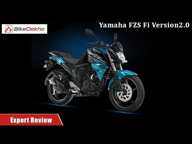Yamaha FZ S FI (V 2 0) Price, Specs, Mileage, Reviews, Images