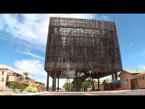 Barcaldine Holiday travel video guide Queensland