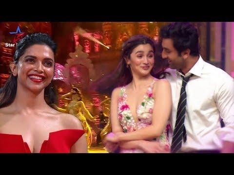 Ranbir Kapoor And Alia Bhatt Performance At Zee Cine Awards 2019 | In Front Of Deepika
