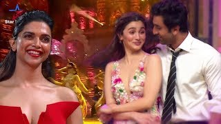 Ranbir Kapoor and Alia Bhatt Performance at Zee Cine Awards 2019 | In Front Of Deepika