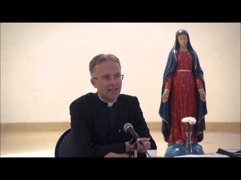 Juventutem Eucharistic Conference 1: The Real Presence ~ Fr Armand de Malleray, FSSP