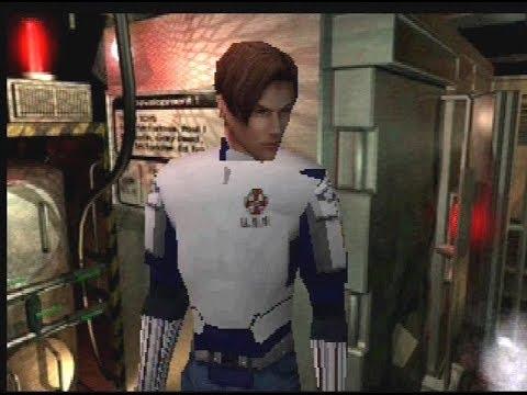 Resident Evil 3 : Leon 1 5 + Extra hard mod [Playstation]