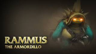 Rammus: Champion Spotlight | Gameplay - League of Legends