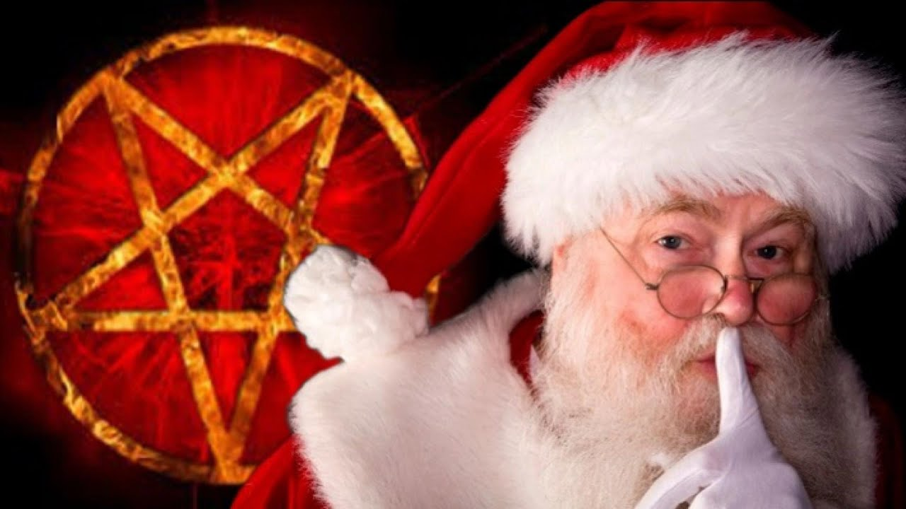 santa clauss true identity exposed youtube - Santa Claus And Jesus 2
