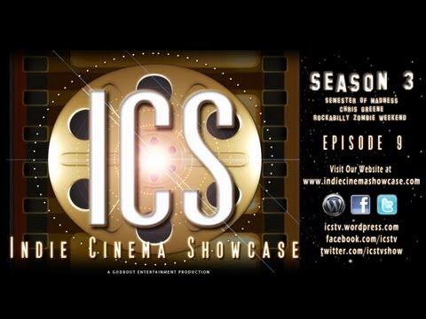 Indie Cinema case S3 Ep 9 Semester Of Madness  Chris Greene  Rockabilly Zombie Weekend