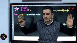 Trigonometri 2(Trigonometrik Fonksiyonların Özellikleri) I Ali Ahsen Akti